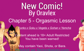 Chapter 5 - Orgasmic Lesson - Oravlex (English)