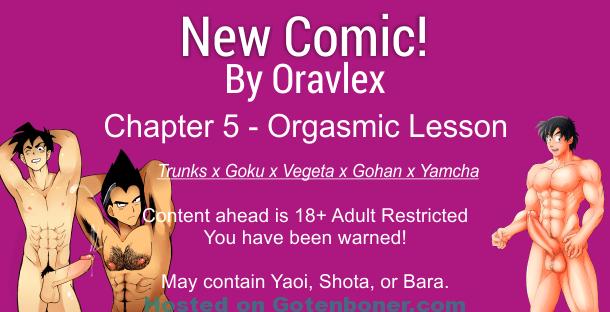 Chapter 5 - Orgasmic Lesson - Oravlex (English)