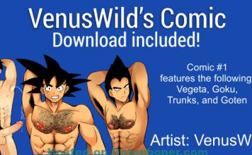 Comic #1 by VenusWild