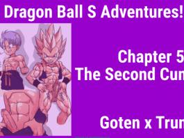 Dragon Ball S A Shota Adventure Chapter 5 second cumming