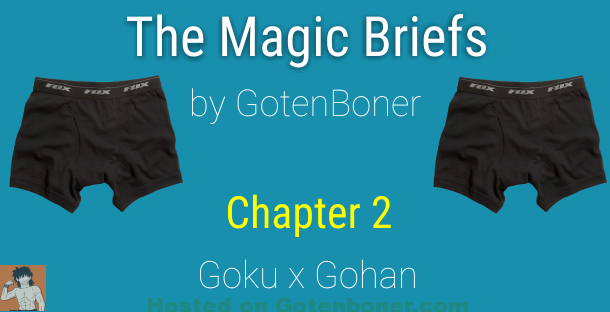 Magic Briefs - Chapter 2
