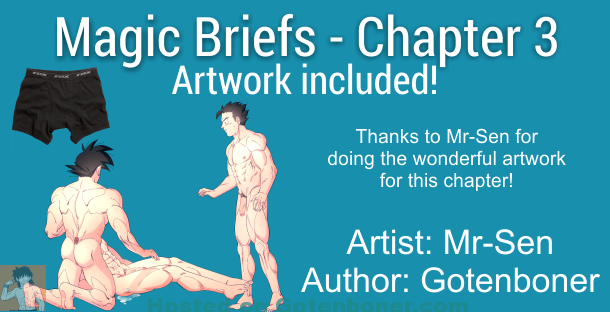 Magic Briefs - Chapter 3