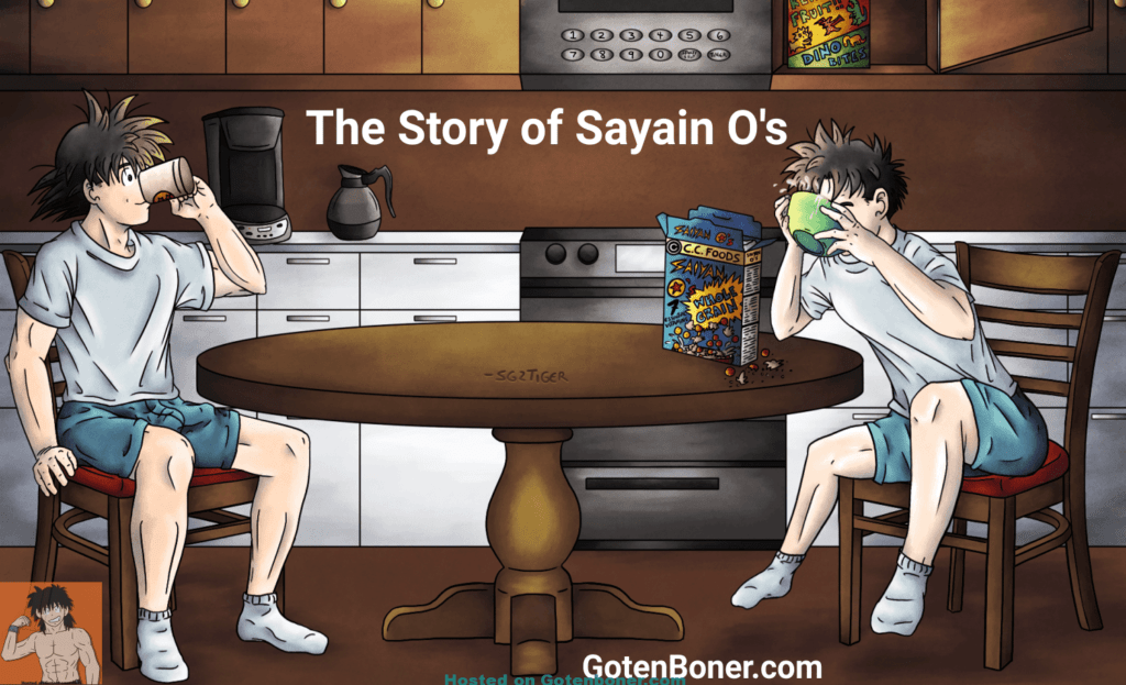 The Story of Sayain O's