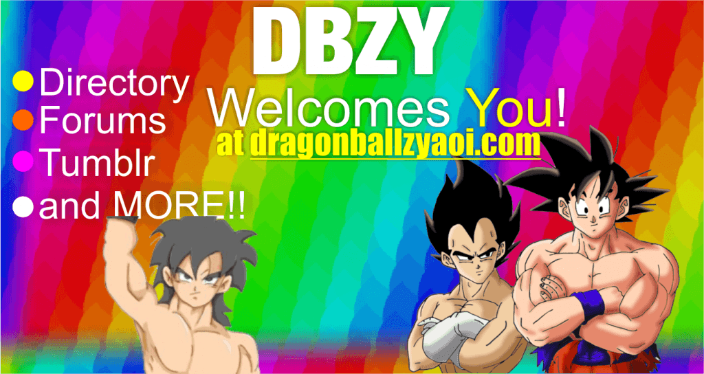Dragon Ball Z Yaoi welcomes you!